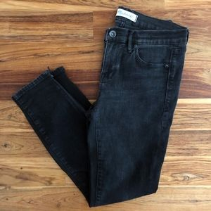 Madewell Zipper Skinny Jeans Size 27